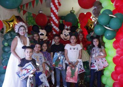 Fabrica de sueños en Sabaneta, 300 niños cumplieron sus deseos en navidad 3