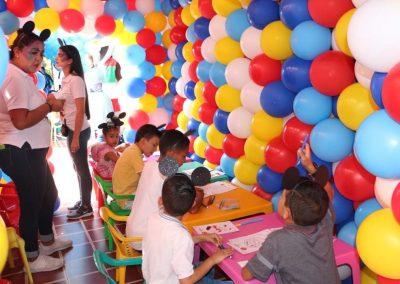 Fabrica de sueños en Sabaneta, 300 niños cumplieron sus deseos en navidad 7