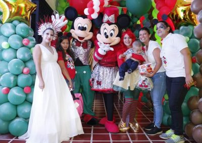 Fabrica de sueños en Sabaneta, 300 niños cumplieron sus deseos en navidad 8