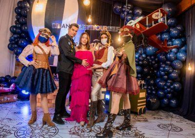 Luisa Fernanda W y Pipe Bueno celebraron el baby shower de su hijo Máximo 5